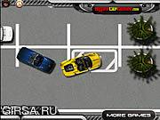 Флеш игра онлайн Mall Parking
