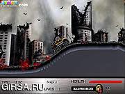 Флеш игра онлайн Маниакальная тележка / Maniac Truck