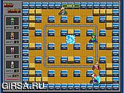 Флеш игра онлайн Mario Bomb It