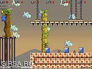 Флеш игра онлайн Атака Марио / Mario Doomsday