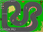 Флеш игра онлайн Марио Карт / Mario Kart