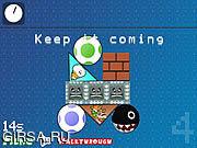 Флеш игра онлайн Mario Stacker