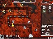Флеш игра онлайн Марс 2180