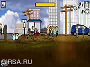 Флеш игра онлайн Mass Mayhem