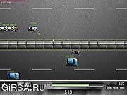 Флеш игра онлайн Мэта Ремпита: преследование / Mat Rempit : The Chase