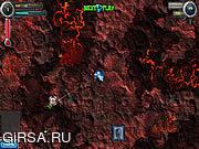 Флеш игра онлайн Mecharon Survival