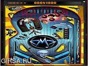 Флеш игра онлайн Pinball Megamind внушительный / Megamind Awesome Pinball
