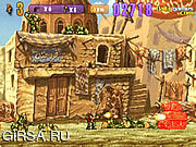 Флеш игра онлайн Металлический Slug Жестокой 3 / Metal Slug Brutal 3