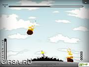 Флеш игра онлайн Нашествие метеора / Meteor Invasion