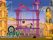 Флеш игра онлайн Mикки Маус и потерянное сокровище / Mickey Mouse In The Lost Treasure Of Maroon