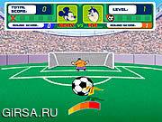 Флеш игра онлайн Футбольная лихорадка Микки / Mickey's Soccer Fever
