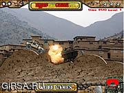 Флеш игра онлайн Военный грузовик / Military Truck