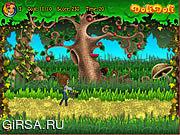 Флеш игра онлайн Корзина фруктов мины / Mina's Fruit Basket