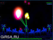 Флеш игра онлайн Missile Rush