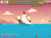 Флеш игра онлайн Моби Дик