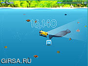 Флеш игра онлайн Monk Seal Watch