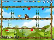 Флеш игра онлайн Monkey in Trouble