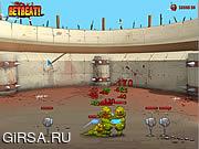 Флеш игра онлайн Монстр разрушитель