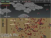 Флеш игра онлайн Monster Mowdown