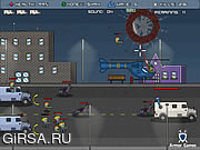 Игра Monster Mowdown 2