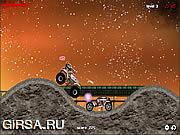 Флеш игра онлайн Полиция Луны / Moon Police