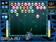 Флеш игра онлайн Стрелок по грибам / Mushroom Shooter
