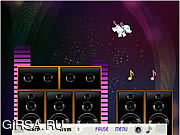 Флеш игра онлайн Музыкальный Щенок / Music Puppy