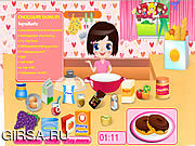 Флеш игра онлайн Должно Кука Шоколад / Must Cook Chocolate