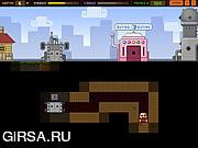 Флеш игра онлайн Усатый Бурильщик
