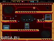 Флеш игра онлайн Мощная атака / Mutant Alien Assault