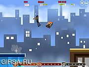 Флеш игра онлайн Myth Runner
