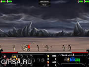 Флеш игра онлайн Древние Войны / Myth Wars