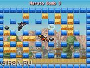 Флеш игра онлайн Naruto Bomb 3