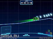 Флеш игра онлайн Неоновый мир всадника