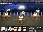 Флеш игра онлайн Стойл Roti ночи / Night Roti Stall