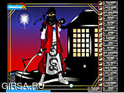 Флеш игра онлайн Ninja Dress up