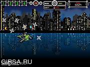 Флеш игра онлайн Nitro Ninjas