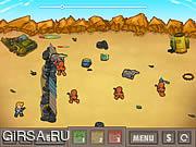 Флеш игра онлайн Мутантам бой!