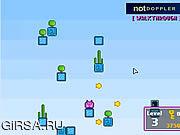 Флеш игра онлайн Приключения НАМС / Numz