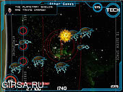 Флеш игра онлайн О. Д. И. Н.: Орбитальная Сеть Оборонных Отраслей