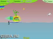 Флеш игра онлайн Octopost