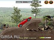 Флеш игра онлайн Бешеные Гонки по Внедорожью GT