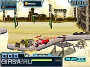 Флеш игра онлайн Offroad Воин / Offroad Warrior