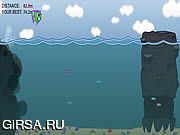 Флеш игра онлайн Oil Spill Escape