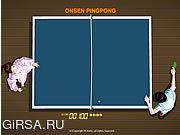Игра Onsen Pingpong