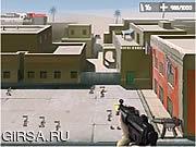 Флеш игра онлайн Защита базы 2