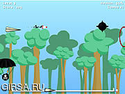 Флеш игра онлайн Paper Pilots