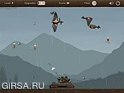 Флеш игра онлайн Parabirds / Parabirds
