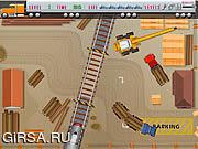 Флеш игра онлайн Park My Rig 3