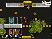 Флеш игра онлайн Parking Escape